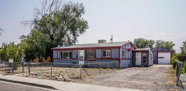 2857 Teller Avenue, Grand Junction, CO 81501 (MLS #20214088) :: CENTURY 21 CapRock Real Estate