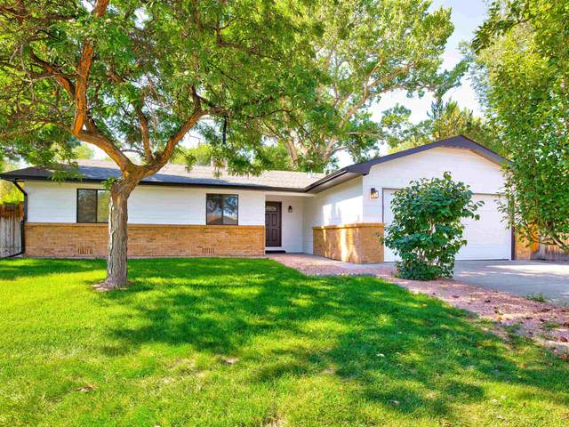 2681 Caribbean Drive, Grand Junction, CO 81506 (MLS #20214748) :: The Kimbrough Team | RE/MAX 4000