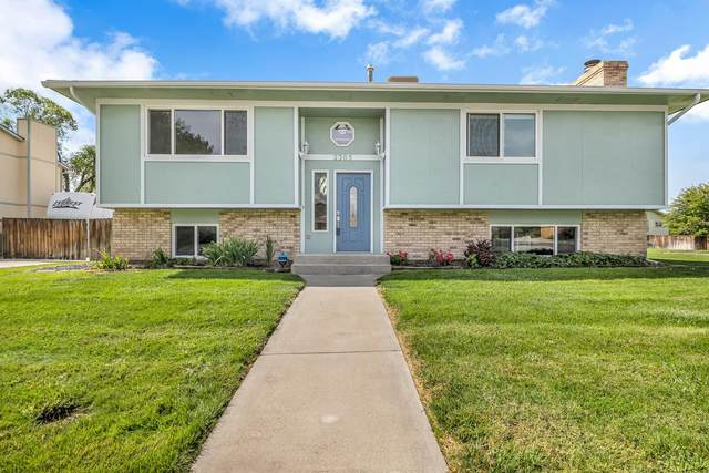 2305 Pheasant Run Circle, Grand Junction, CO 81506 (MLS #20215137) :: Lifestyle Living Real Estate