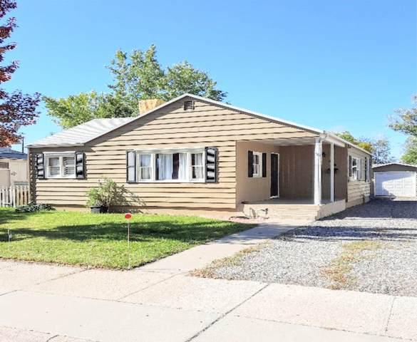 439 N 16th Street, Grand Junction, CO 81501 (MLS #20215144) :: The Christi Reece Group
