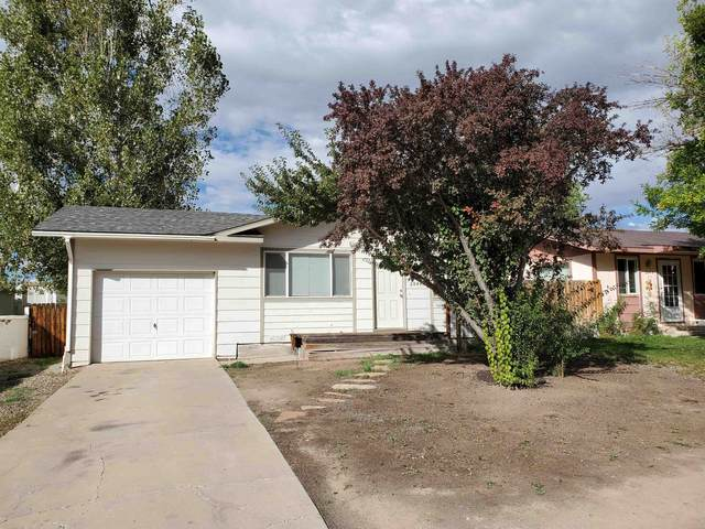 2844 Monroe Lane A, Grand Junction, CO 81503 (MLS #20215278) :: The Joe Reed Team