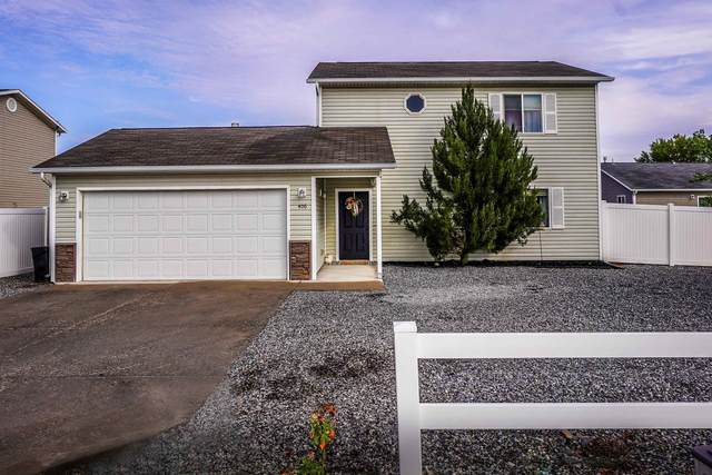 406 Allison Way, Grand Junction, CO 81504 (MLS #20215382) :: The Grand Junction Group with Keller Williams Colorado West LLC