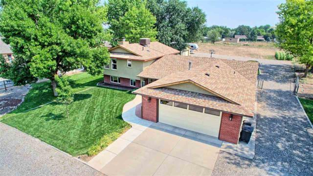 582 22 1/2 Road, Grand Junction, CO 81507 (MLS #20174472) :: The Grand Junction Group