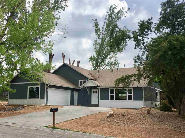 805 Jamaica Drive, Grand Junction, CO 81506 (MLS #20191347) :: The Christi Reece Group