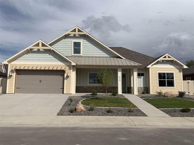 818 Apple Glen Drive, Grand Junction, CO 81505 (MLS #20191466) :: The Christi Reece Group
