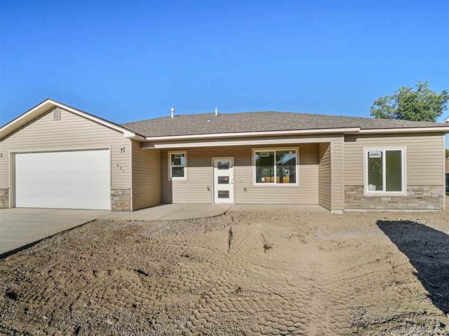 621 Monarch Way, Grand Junction, CO 81504 (MLS #20193294) :: The Christi Reece Group