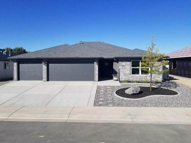 435 A Fox Meadows Street, Grand Junction, CO 81504 (MLS #20193844) :: The Christi Reece Group
