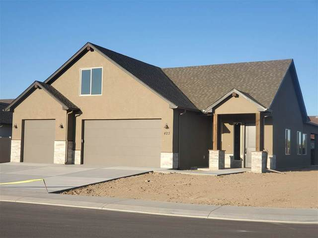 423 Woodland Court, Fruita, CO 81521 (MLS #20194528) :: The Christi Reece Group