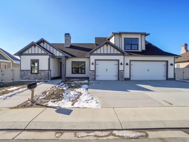 817 Apple Glen Drive, Grand Junction, CO 81505 (MLS #20195979) :: Western Slope Real Estate