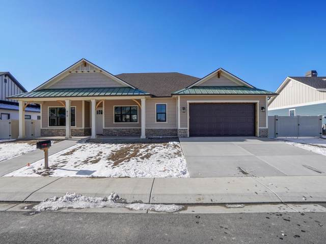 819 Apple Glen Drive, Grand Junction, CO 81505 (MLS #20195981) :: Western Slope Real Estate