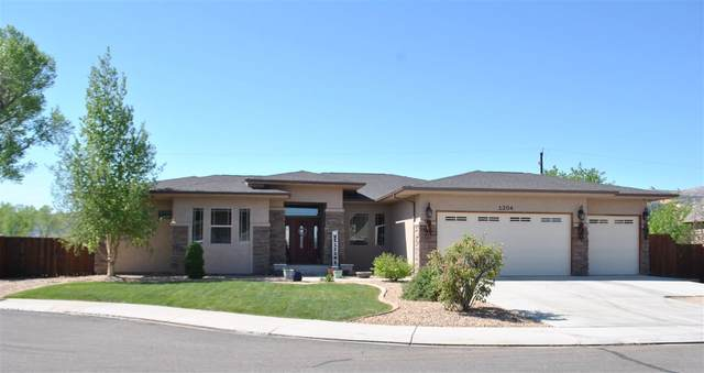 1204 River Rock Court, Fruita, CO 81521 (MLS #20201220) :: The Christi Reece Group