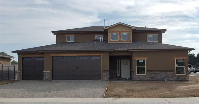 242 Crystal Brook Way, Grand Junction, CO 81503 (MLS #20203149) :: The Danny Kuta Team
