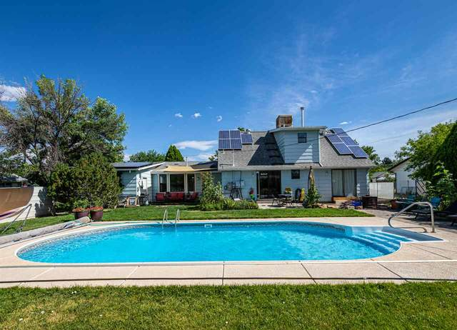 125 W Wellington Avenue, Grand Junction, CO 81505 (MLS #20203161) :: The Kimbrough Team | RE/MAX 4000