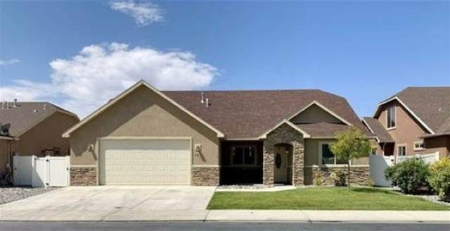 667 Tabor Avenue, Grand Junction, CO 81505 (MLS #20204230) :: The Christi Reece Group