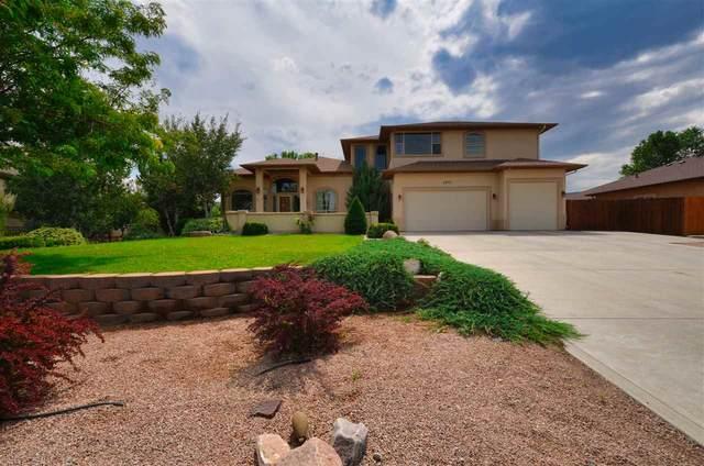 2057 Baseline Drive, Grand Junction, CO 81507 (MLS #20204305) :: CENTURY 21 CapRock Real Estate