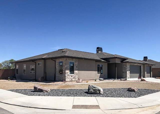 856 Fire Agate Lane, Grand Junction, CO 81506 (MLS #20204747) :: The Kimbrough Team | RE/MAX 4000