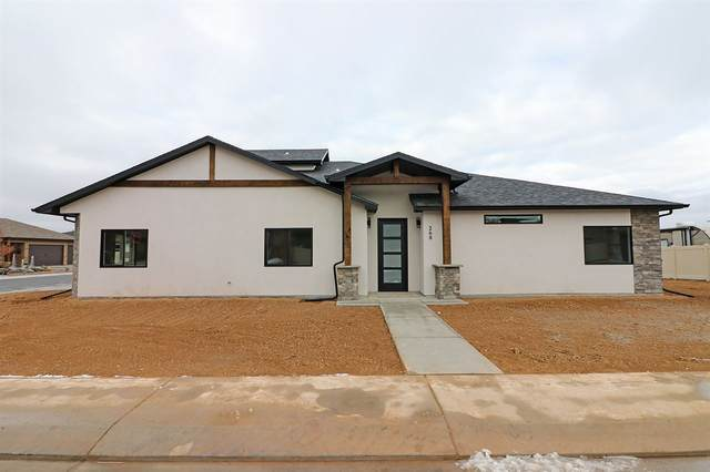 268 Everest Street, Grand Junction, CO 81503 (MLS #20205537) :: Lifestyle Living Real Estate