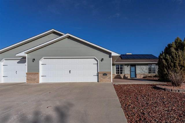 862 Henry Circle, Fruita, CO 81521 (MLS #20205882) :: The Grand Junction Group with Keller Williams Colorado West LLC