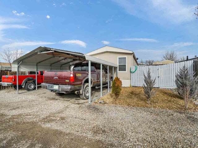 1038 Carbonera Avenue, Mack, CO 81525 (MLS #20210212) :: The Kimbrough Team | RE/MAX 4000