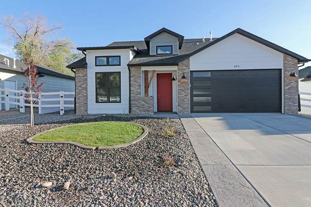 823 Rupp Avenue, Palisade, CO 81526 (MLS #20213757) :: Lifestyle Living Real Estate