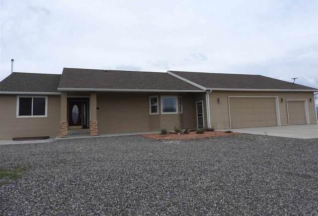 150 Desert Vista Court, Whitewater, CO 81527 (MLS #20214018) :: Lifestyle Living Real Estate