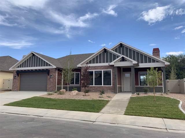 816 Apple Glen Drive, Grand Junction, CO 81505 (MLS #20190599) :: The Christi Reece Group