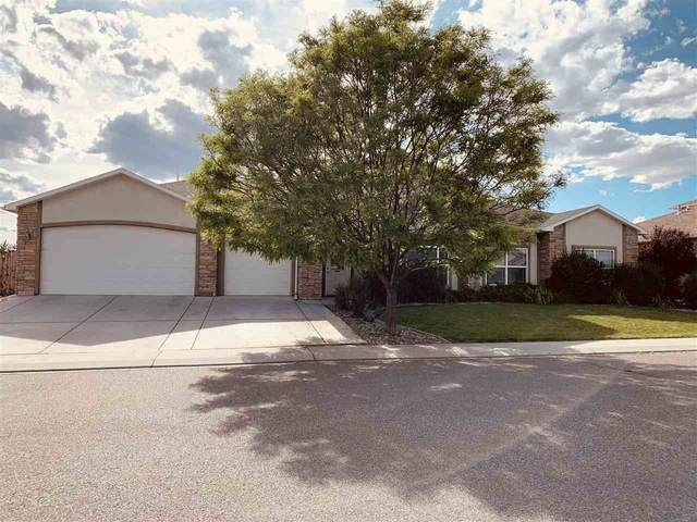 661 Allegheny Drive, Grand Junction, CO 81504 (MLS #20190659) :: The Grand Junction Group with Keller Williams Colorado West LLC