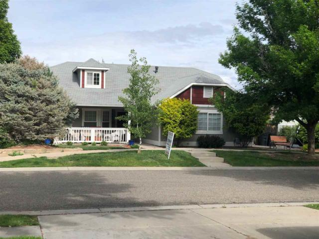 612 Cottage Meadows Court, Grand Junction, CO 81504 (MLS #20191544) :: The Grand Junction Group with Keller Williams Colorado West LLC