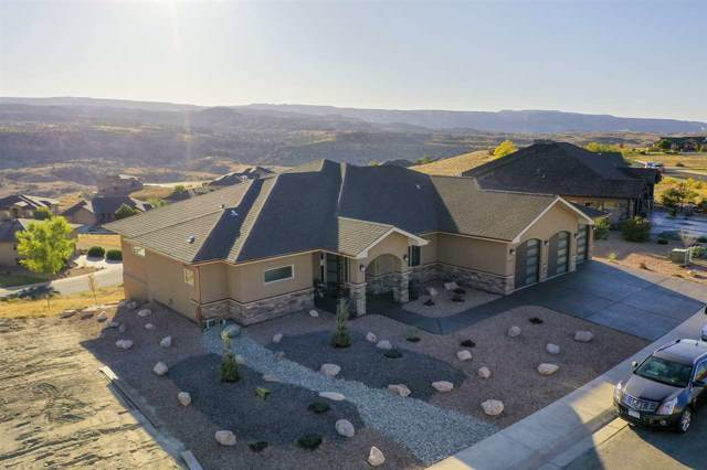 2669 Lookout Lane, Grand Junction, CO 81503 (MLS #20191951) :: The Christi Reece Group