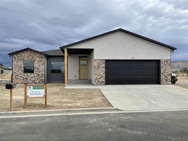 2958 Bret Drive, Grand Junction, CO 81504 (MLS #20211771) :: Michelle Ritter