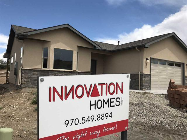 210 Whisper Lane, Grand Junction, CO 81503 (MLS #20185543) :: The Grand Junction Group with Keller Williams Colorado West LLC