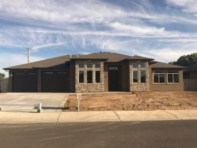 2927 Iron Peak Avenue, Grand Junction, CO 81503 (MLS #20186242) :: The Grand Junction Group with Keller Williams Colorado West LLC