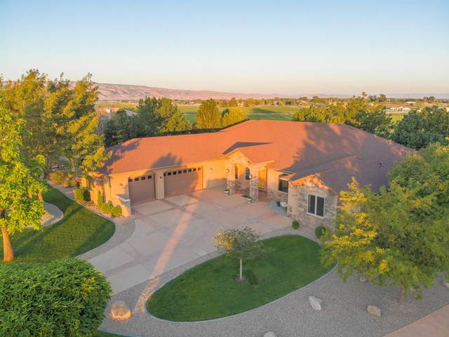 1014 Pritchard Mesa Court, Grand Junction, CO 81505 (MLS #20213980) :: Michelle Ritter