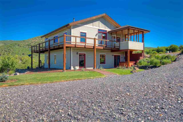 21453 Surface Creek Road, Cedaredge, CO 81513 (MLS #682931) :: The Grand Junction Group