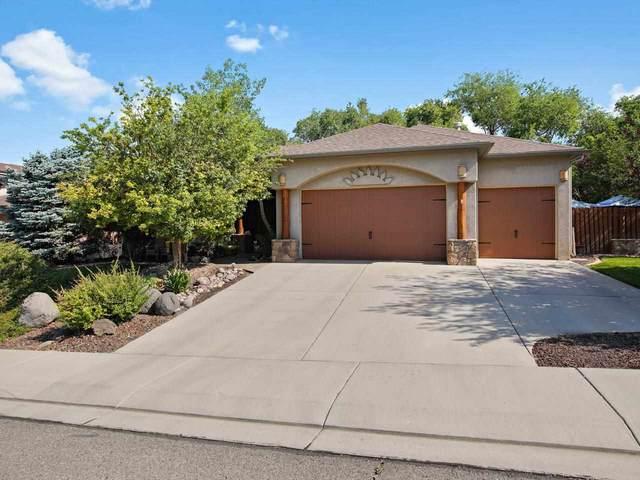 2222 Da Vinci Place, Grand Junction, CO 81507 (MLS #20211883) :: Western Slope Real Estate