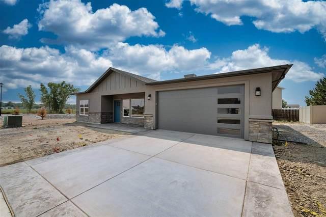 375 Sage Way, Grand Junction, CO 81501 (MLS #20213983) :: The Joe Reed Team