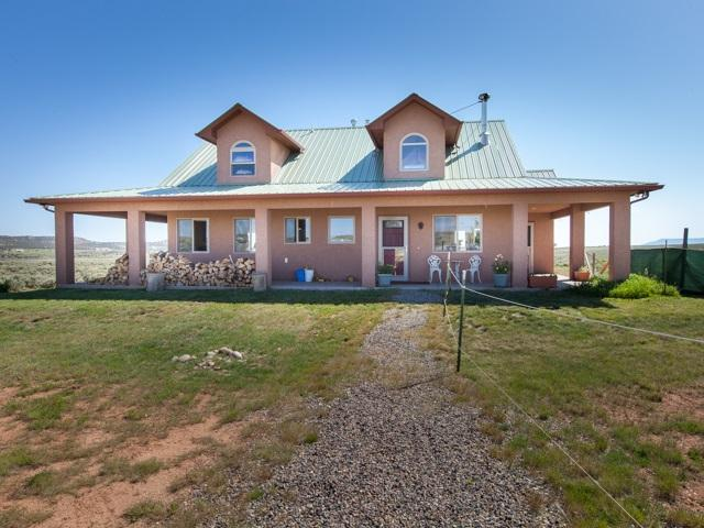 14752 A 3/4 Road, Glade Park, CO 81523 (MLS #20172931) :: The Christi Reece Group