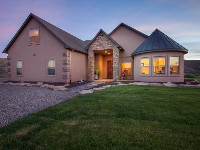 835 Slickrock Drive, Mack, CO 81525 (MLS #20173018) :: Keller Williams CO West / Mountain Coast Group