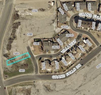 585 N Grand Falls Court C, Grand Junction, CO 81501 (MLS #20173280) :: The Grand Junction Group