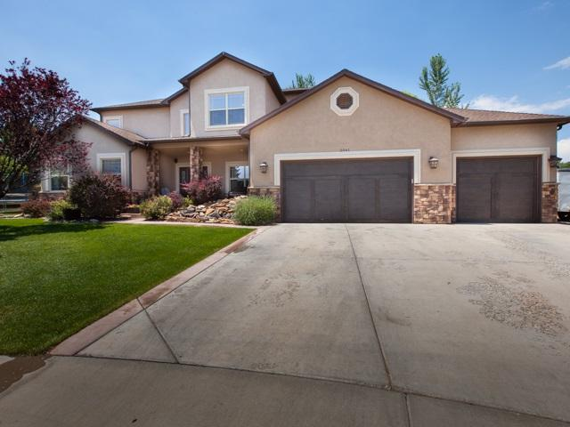 2041 Jordan Court, Grand Junction, CO 81507 (MLS #20173296) :: Keller Williams CO West / Mountain Coast Group