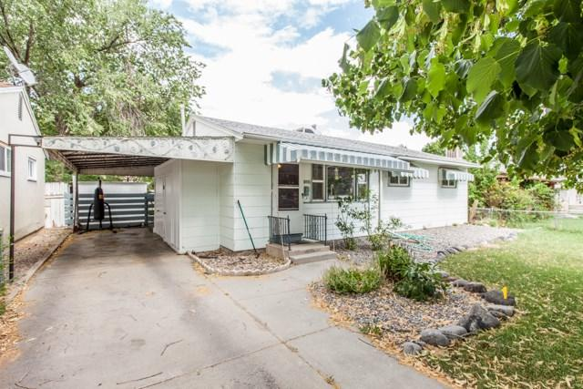 1320 N 20th Street, Grand Junction, CO 81501 (MLS #20173319) :: Keller Williams CO West / Mountain Coast Group