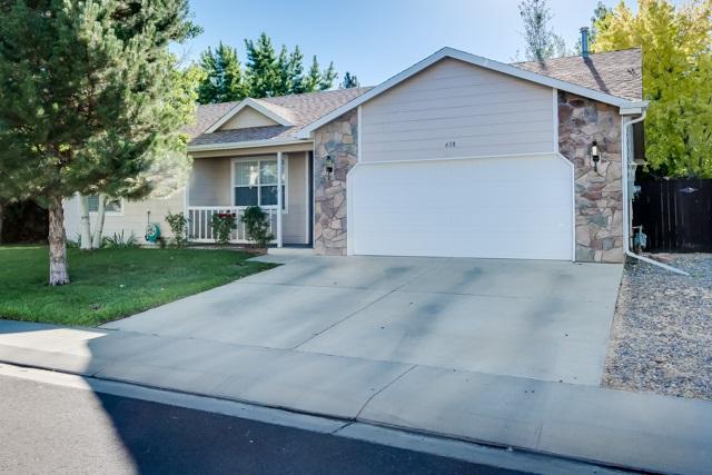 638 Irish Walk, Grand Junction, CO 81504 (MLS #20173354) :: The Christi Reece Group