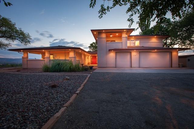 134 El Corona Drive, Grand Junction, CO 81501 (MLS #20173558) :: The Christi Reece Group