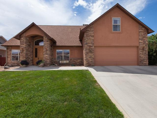 719 1/2 Willow Creek Road, Grand Junction, CO 81505 (MLS #20173807) :: The Christi Reece Group