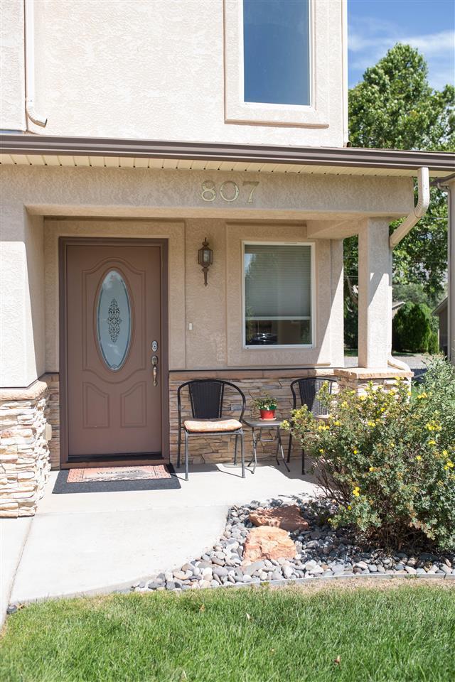 807 Montclair Drive, Palisade, CO 81526 (MLS #20174199) :: Keller Williams CO West / Mountain Coast Group