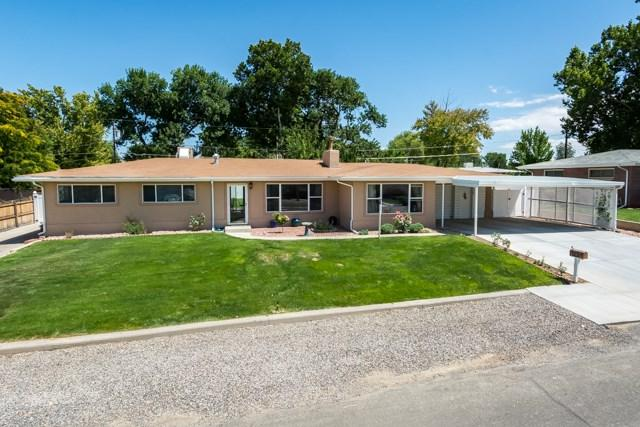 714 Niblic Drive, Grand Junction, CO 81506 (MLS #20174266) :: The Christi Reece Group