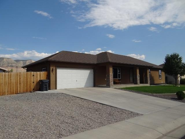 851 Vineyard Avenue, Palisade, CO 81526 (MLS #20174678) :: The Grand Junction Group