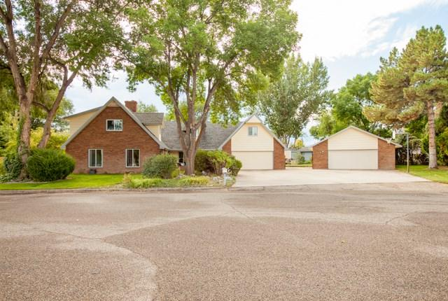 2180 Meadows Court, Grand Junction, CO 81507 (MLS #20174885) :: The Christi Reece Group