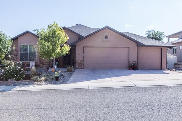 202 Vista Hills Drive, Grand Junction, CO 81503 (MLS #20174917) :: The Christi Reece Group
