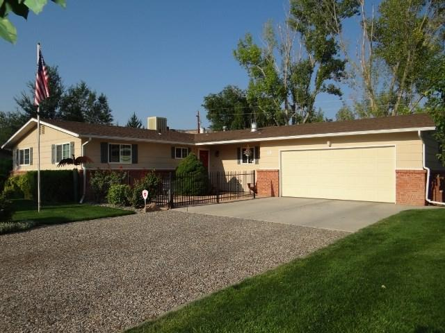 631 Peony Drive, Grand Junction, CO 81507 (MLS #20174919) :: The Christi Reece Group